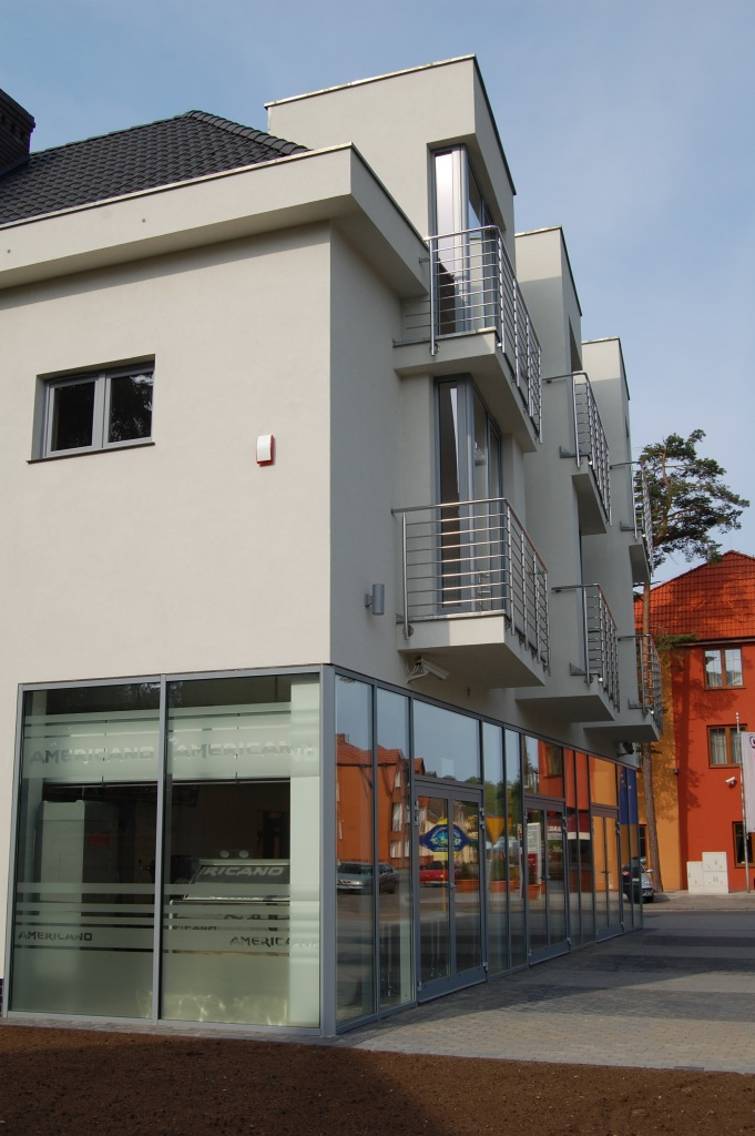Oglądasz galerię Apartamentów Americano Galeria